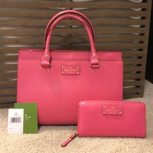 Kate Spade Durham in Caberet Pink